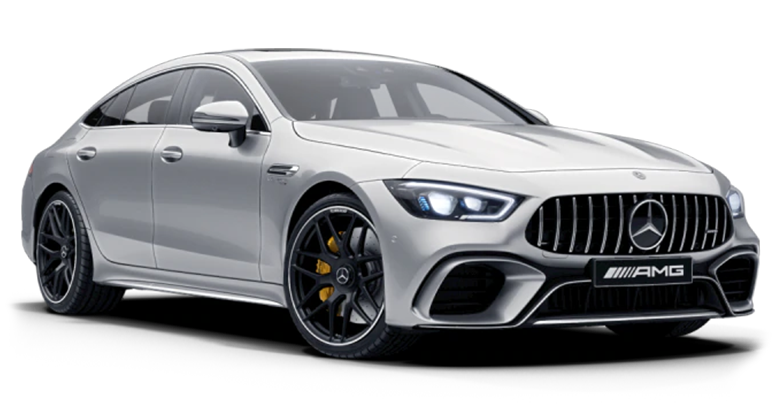 Mercedes-AMG GT 4 Door Coupé 모델 이미지