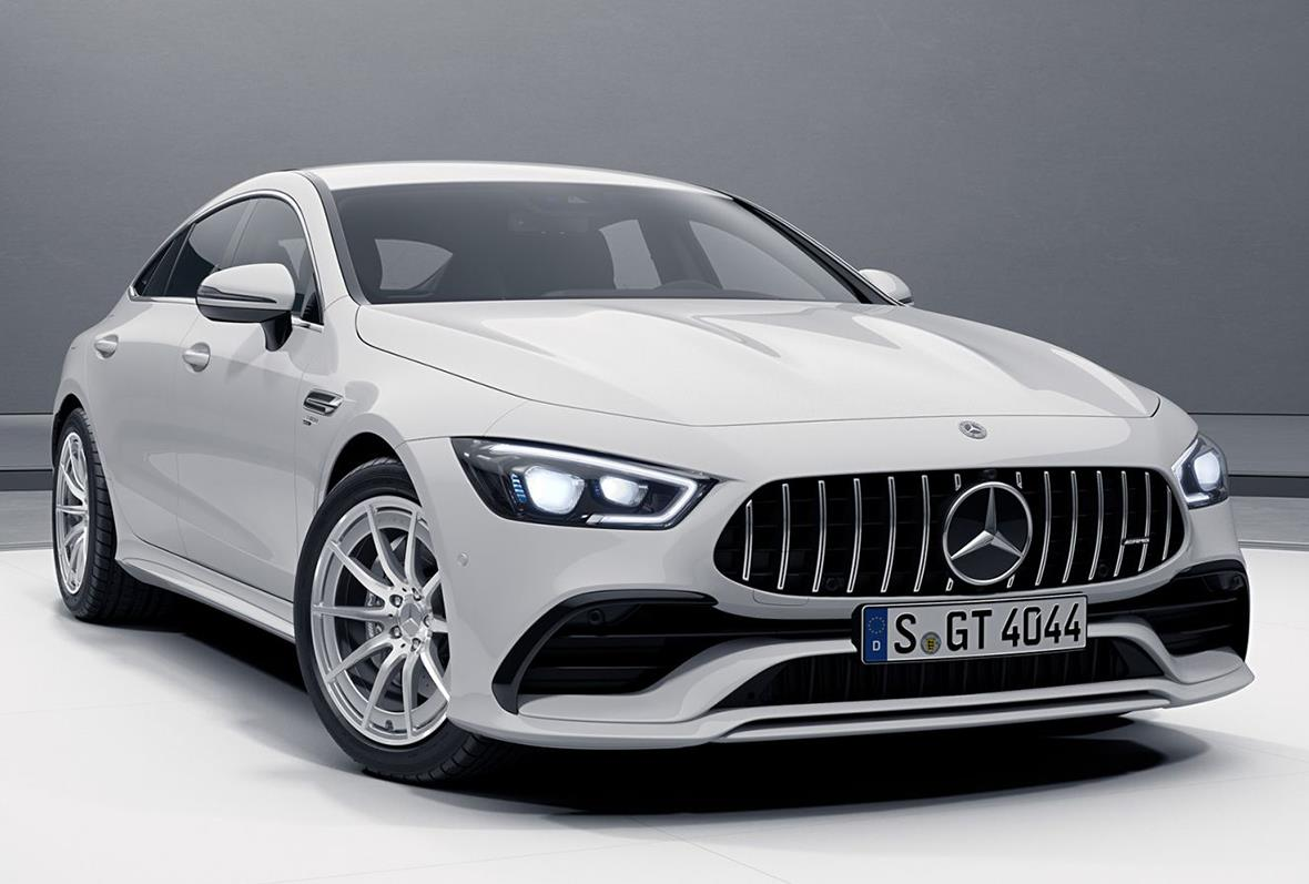 Mercedes-AMG GT 4 Door Coupé Exterior 이미지